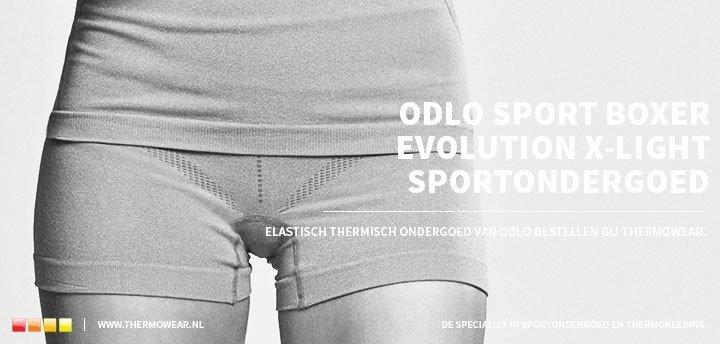 Odlo sport boxer - Odlo Evolution X-Light sportondergoed