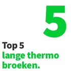 Thermowear Top 5 thermobroeken