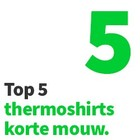 Thermowear Top 5 thermo T-shirts