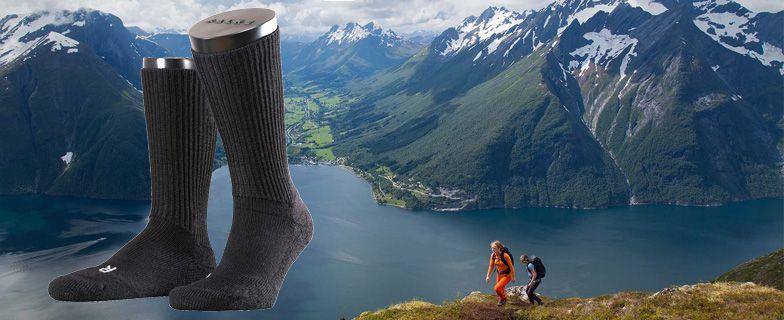 Falke sokken, Odlo Sokken en Bridgedale sokken