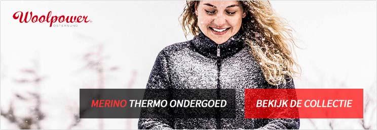 Warm merino thermo ondergoed kopen.