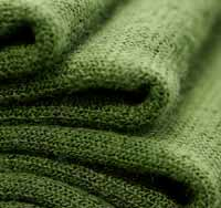 Woolpower close up van Terry Loops.