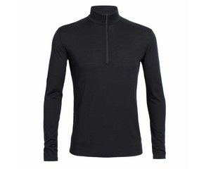 Icebreaker Merino Icebreaker thermoshirt Bodyfit 200 Oasis Zip heren