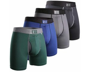 2UNDR 2UNDR Power Shift Boxer 6inch