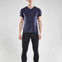 Craft Essential T-shirt voert zweet af en verkoelt je huid.