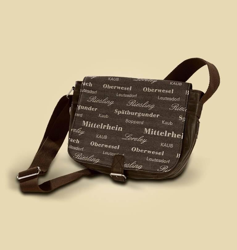 Zipit College-Bag Anthrazitfarben