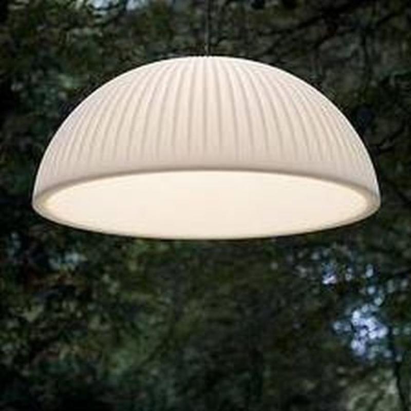 Formadri Hanglamp Basic Dome 90 cm Ribbel