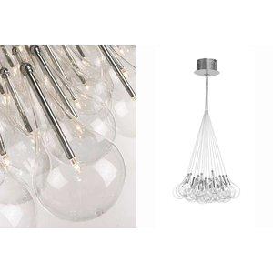 Alma Light Hanglamp Drops 19  lichts 3.50 cm
