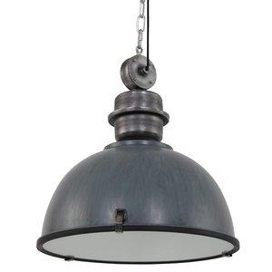 Steinhauer Hanging lamp Bikkel XXL Gray
