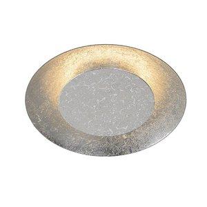Lucide Plafondlamp Foskal Zilver Led 21,5 cm