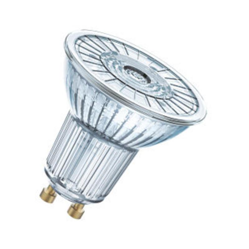 osram led lamp van 2 6 watt met gu10 fitting niet dimbaar light collection. Black Bedroom Furniture Sets. Home Design Ideas