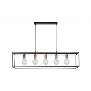 Lucide Hanglamp Arthur 5 lichts