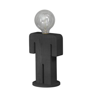 ETH Tafellamp Man  grey
