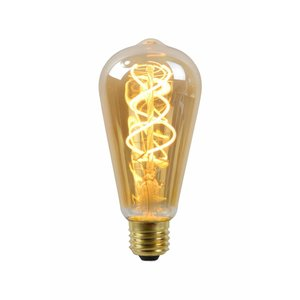 Lucide Filament Led lamp Amber  - Copy