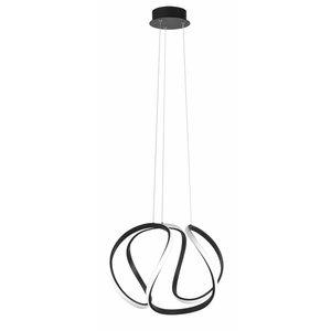 HighLight Hanglamp Kyra Zwart Led