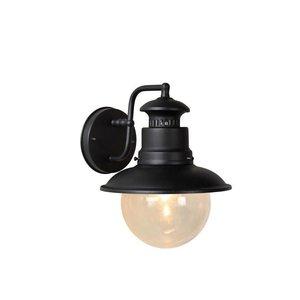 Lucide Buitenlamp Figo Zwart