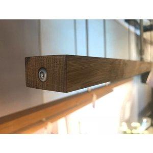 Master Light Hanging lamp Real Wood Led