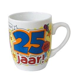 Cartoonmok 25 jaar