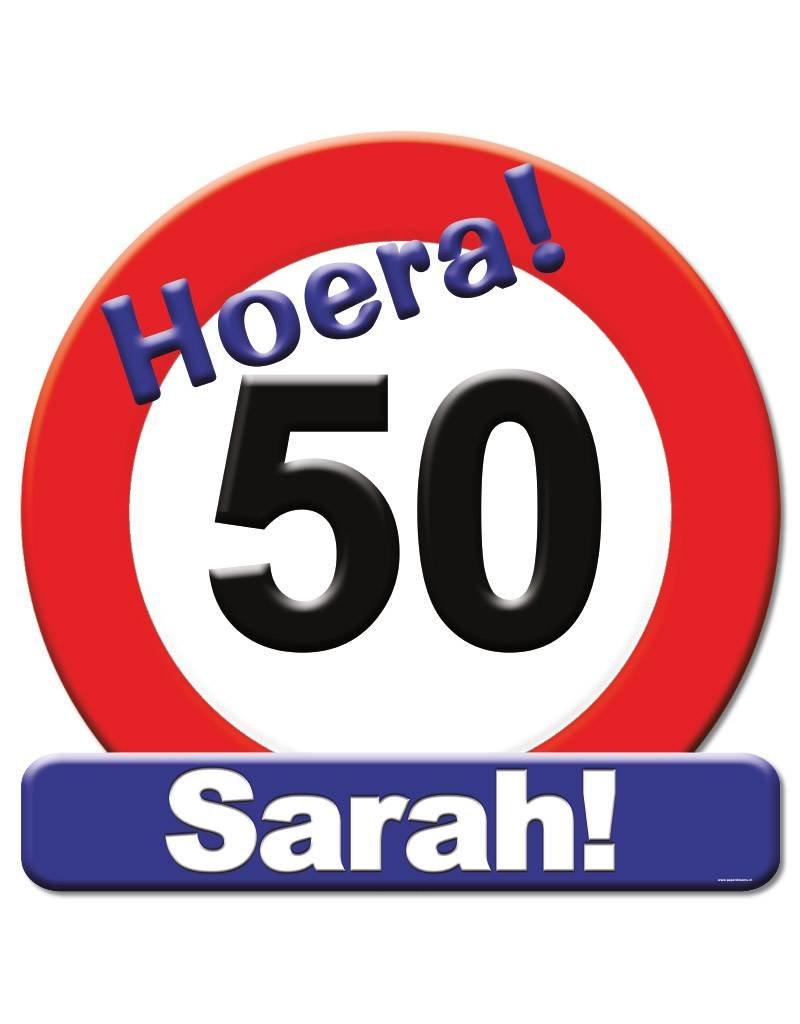 sarah 50 jaar kleding