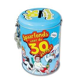 Spaarpotten - 30 jaar
