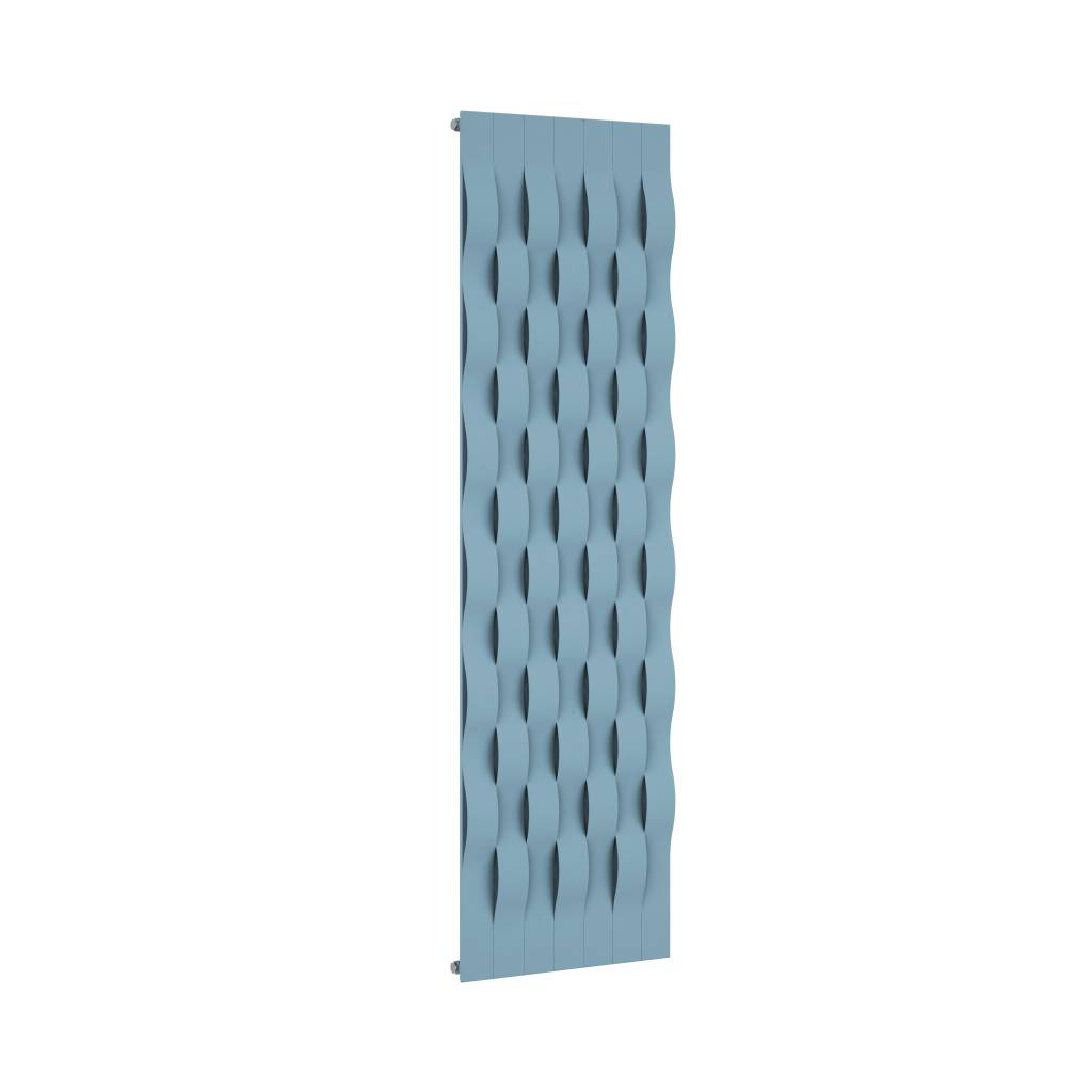 Designer vertical radiator | Waves - HOTHOT RADIATORS