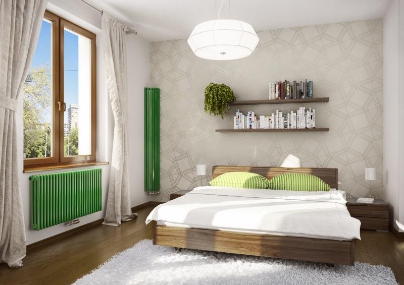 austausch heizk rper in der wohnung im haus schritt f r. Black Bedroom Furniture Sets. Home Design Ideas