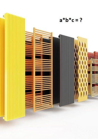 calcul indicatif de la puissance du radiateur hothot. Black Bedroom Furniture Sets. Home Design Ideas