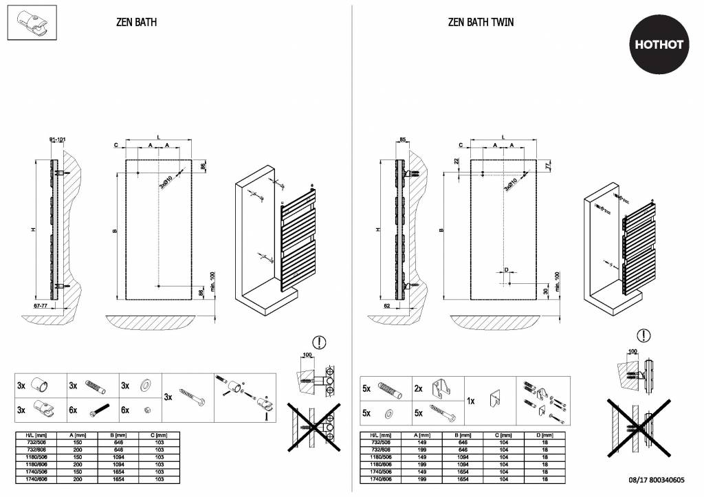 Schön Warmwasser Typen Bilder - Elektrische Schaltplan-Ideen ...