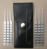 8-delige lockpick set van Propick