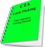 CIA Lockpick Gids voor Agenten in het Veld