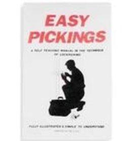 Easy Picking Boekje