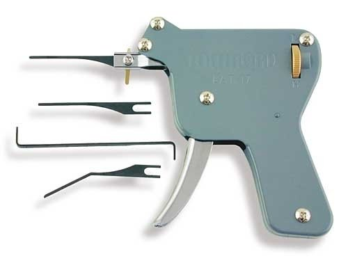 Lockpick Gun Eagle