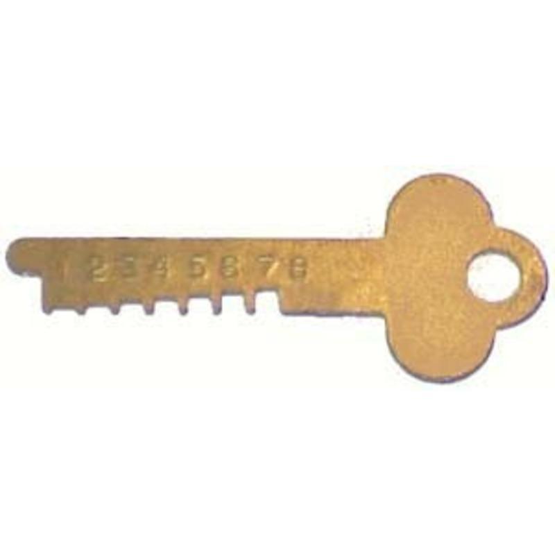 Tubular Key Decoder