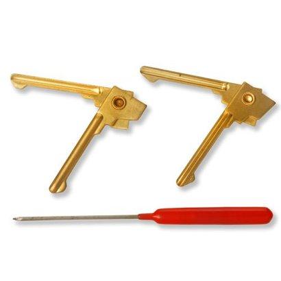 Schlage Wafer sloten Lockpick Set