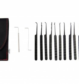 14-delige DIAM NASA Lockpick set PROPICK