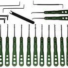 21-delige set Z-Style Lockpicks van DINO