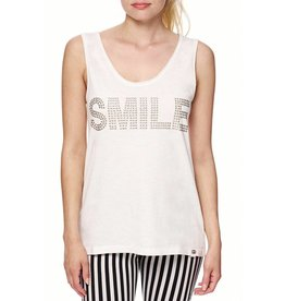 "Bioshirt-Company Tank Top ""Smile"" Dots"