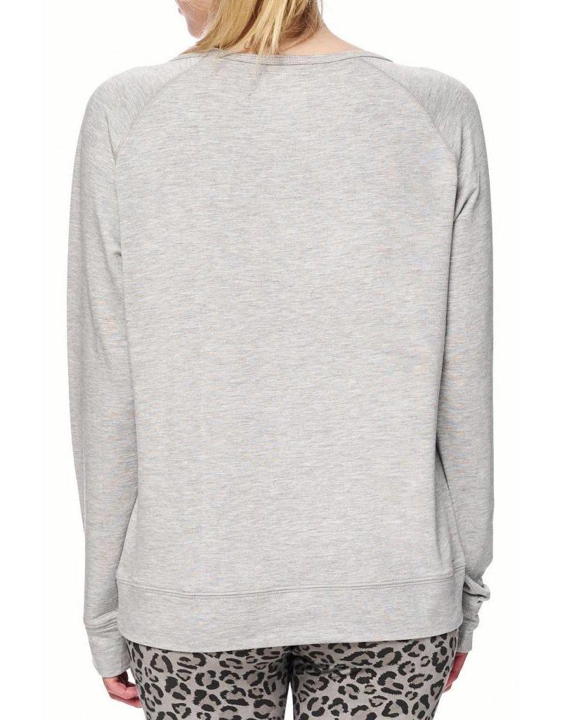 "Bioshirt-Company Sweatshirt ""Smile"""