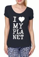 "Bioshirt-Company T-Shirt ""I Love..."""