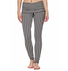 "Bioshirt-Company Leggings ""Stripes"" lang"