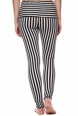 "Bioshirt-Company Leggings ""Stripes"" lang"