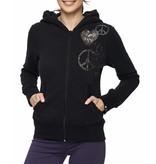 Bioshirt-Company Hooded Zip Jacke