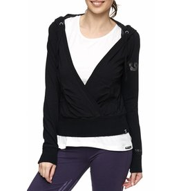 Bioshirt-Company Hooded Deep V-Neck