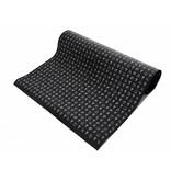 Bioshirt-Company Yogamatte mit allover print silber