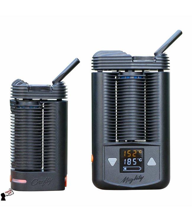 Storz & Bickel Dampfpower im Doppelpack: Mighty und Crafty Vaporizer von Storz & Bickel