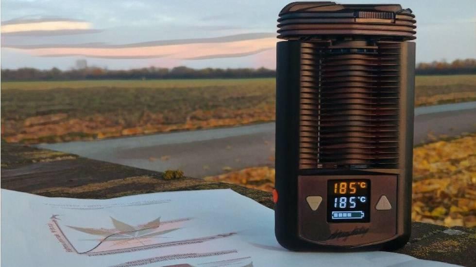 Kräutern ordentlich einheizen - Vaporizer Temperatur wählen