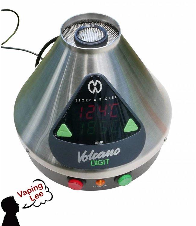 Storz & Bickel Volcano Digit Vaporizer: Ausgereifte Dampfmaschine