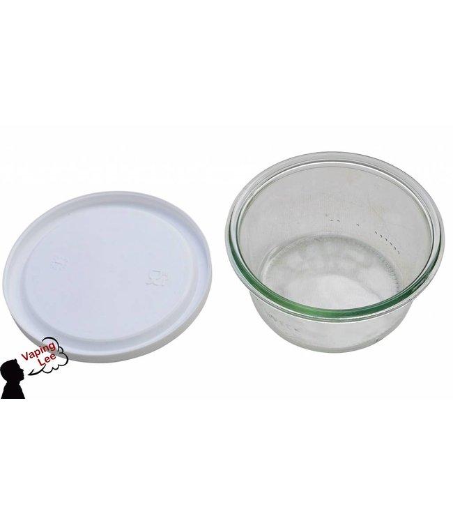 Reinigungsschale mit Deckel für Vaporizer Einzelteile