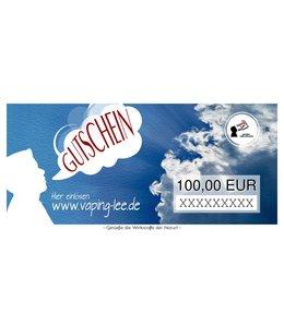Geschenkgutschein über 20, 50 oder 100 Euro!