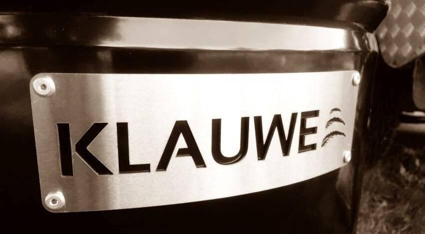 Het ontstaan van de KLAUWE, the bbq & smoking drum